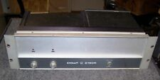 Crown D150 Stereo Power Amp Good Working Unit
