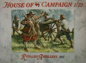 A Call To Arms 1/72 Royalist Artillery English Civil War Pro 59