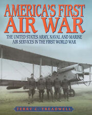 America's First Air War by Treadwell Terry C - Book - Hard Cover - Military