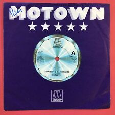 Rockwell - Somebody's Watching Me - Motown Records TMG-1331 Ex Condition