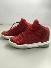 Boy's Jordan Max Aura GS 'Gym Red' Shoes Size 6Y