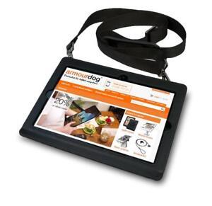 armourdog® hand and shoulder strap case for Lenovo E10 tablet