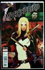 MOCKINGBIRD #3 variant (MARVEL Comics) Comic Book NM
