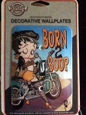 "Walden Hill Betty Boop ""Born 2 Boop"" Decorative Wallplate Switch Plate Cover"