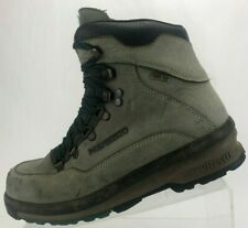 Mephisto Ankle Boots Gore Tex Grey outdoor Laces Walking Hiking Booties Womens 9
