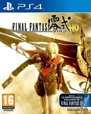 Final Fantasy Type 0 HD, PS4 NeufSous Blister, 5021290064966