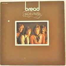 Bread Baby I'm a Want You 1972 Vinyl LP EKS-75015