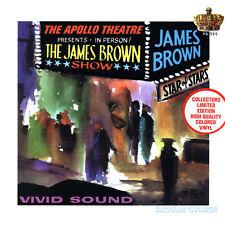 James Brown - Live at the Apollo (Vinyl LP - 1962 - US - Reissue)