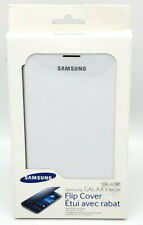 New Folio / Flip Protective Cover by Samsung for Samsung Galaxy Mega White