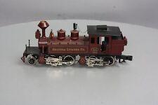ETS 1:45 Scale Sequoia Lumber Co. Tinplate 2-4-4-0 Steam Locomotives (3 Rail)