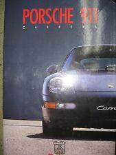 1/8 Scale Porsche 911 Carrera Kit by Pocher Includes Trans Detail Kit
