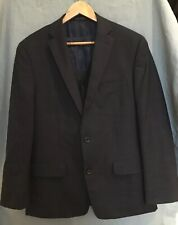 Mens Blue Blazer Jacket Waistcoat Set MICHAEL KORS size 40 Regular