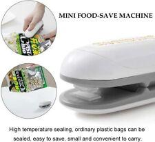 Bag Sealer,Mini Bag Sealer,Portable Mini Sealing,Bag Heat Sealer,Handheld Heat S