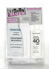 PUNKY Bleach Kit 40 Volume -- IF YOU HAVE SHOULDER LENGTH HAIR OR LONGER, BUY 2