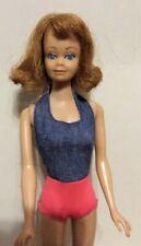 Vintage 1963 Mattel  Titian Redhead MIDGE Barbie Friend Doll #860 VGC 1960s