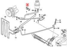 Genuine BMW E30 E36 E38 E39 E53 Radiator Cooling Hose Clamp OEM 12511309471
