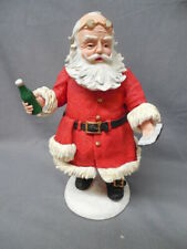 """Soda Pop"" Duncan Royale History Of Santa Figure 3054/10000"
