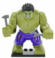 Marvel Super Heroes Incredibe Hulk Mini Figure Avengers Infinity War