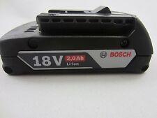 Bosch Professional GBA 18 V 2,0 Ah  Akku