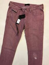 Diesel Cotton Coloured Regular Jeans for Men