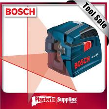 Bosch GLL2-10 Self Levelling Cross-Line Laser