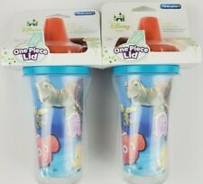 The First Years Disney Pixar Finding Nemo Insulated Sippy Cup 9 Oz Baby Cup lot