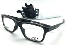 New OAKLEY RX OX8107 0451 Trim Plane eyeglass Frames Polished Grey Tortoise 51MM