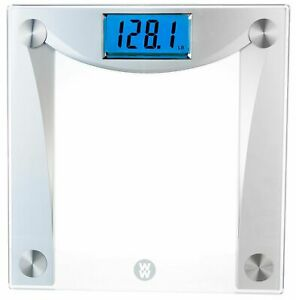 Conair Weight Watchers Digital Scale One Size Glass clear