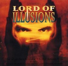 Lord of Illusioins (Simon Boswell) (CD)