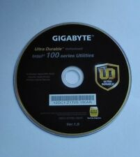 Treiber DVD Motherboard Ultra Durable Gigabyte Intel 100 series Utilies