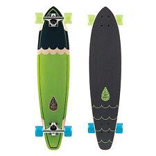 "SECTOR 9 HIGHLINE GREEN Longboard Skateboard 8.0"" x 34.5"""