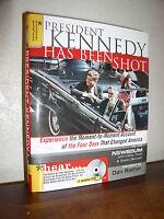 President Kennedy Has Been Shot by Bennett, Trost and Newseum (2003,HC,DJ,CD