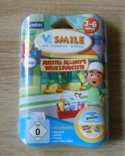 vtech v.Smile - Das Lernspiel-System - Meister Manny's Werkzeugkiste