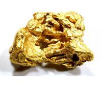 .500+ GRAMS ALASKAN YUKON BC NATURAL PURE GOLD NUGGET HAND PICKED FREE SHIPPING