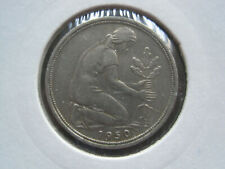 BRD 50 Pfennig 1950 D  (345)
