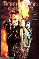 CAS - Michael Kamen - Robin Hood  (Prince Of Thieves) (HOLLAND EDIT.1991) SEALED