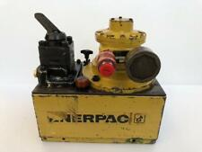 Enerpac Pneumatic Air Hydraulic Pump Power Pack A Way Valve 700 Bar10000 Psi