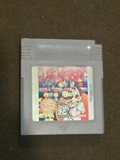 Nintendo Game Boy Dr. Mario Video Game Rated KA