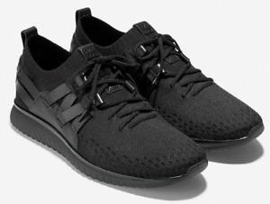 Cole Haan GrandMotion Woven Sneaker BLACK Stitchlite C28528