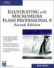Illustrating with Macromedia Flash Professional 8 (Charles River Media Graphics