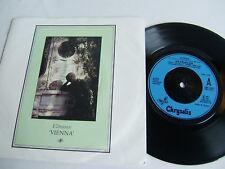 "Ultravox-Vienna/apasionado respuesta CHS 2481 UE 7"" 1981 Chrysalis"