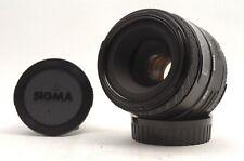 @ Ship in 24 Hours! @ Rare! @ Sigma AF Macro 50mm f2.8 Nikon F-Mount AF Lens