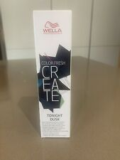 Wella Color Fresh CF Create - Tonight Dusk - 60ml - Brand New
