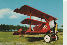Postcard 40 - Plane/Aviation Fokker Dreidecker 1917 Deutchland