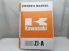 New Reproduction Kawasaki Handbook Manual Z1 Z1-A 1974 99997-808