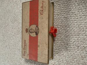 EDWARD VIII - CHOCOLATE BOX - COLLECTABLE AND VINTAGE - CADBURYS