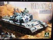 Takom (三花) 1/35 Tiran 4 IDF Medium Tank #2051  *New release*