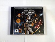Star Wars Battlefront 2 BF 2 Lucasarts Windows WinXp Vista PC NEW