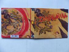 CD ALBUM ZAMBALLARANA cHANTS cHANSONS ET SONS 3477181100138 corse
