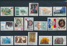 LN81784 Andorra mixed thematics nice lot of good stamps MNH